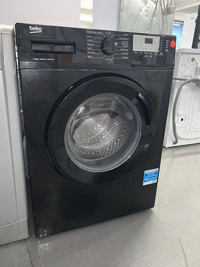 Beko WTG841B1 8kg Washing Machine - Black