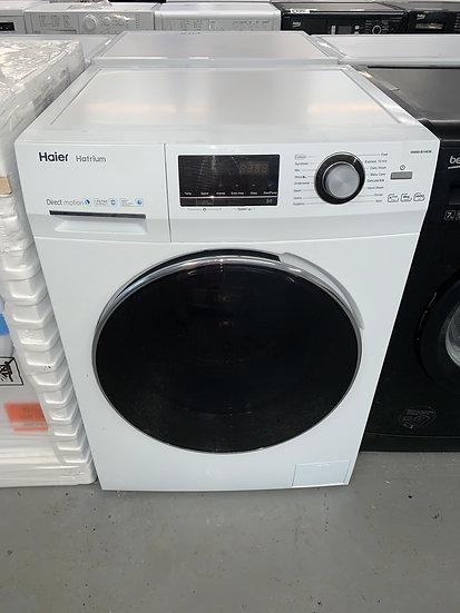 Haier Hatrium HW80-B14636 8Kg Washing Machine - White