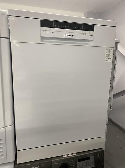 (223) Hisense HS60240WUK Standard Dishwasher - White