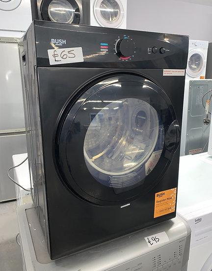 Bush TD3CNBB 3KG Vented Tumble Dryer - Black