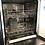 Thumbnail: (687) Hisense HS60240WUK Standard Dishwasher - White - E Rated