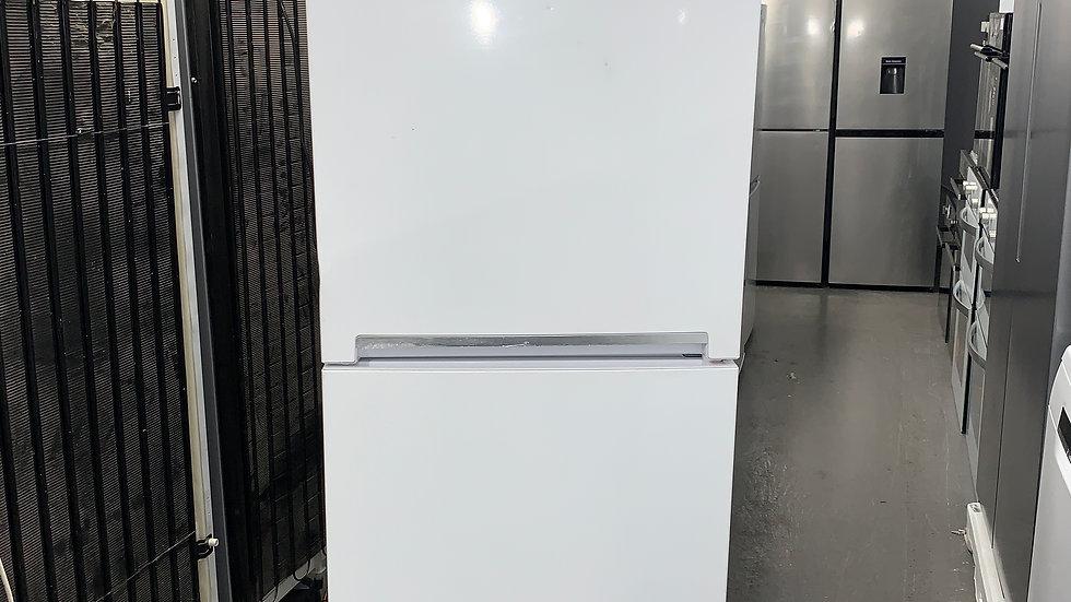 (639) Beko CXFG3691W 50/50 Frost Free Fridge Freezer - White - F Rated