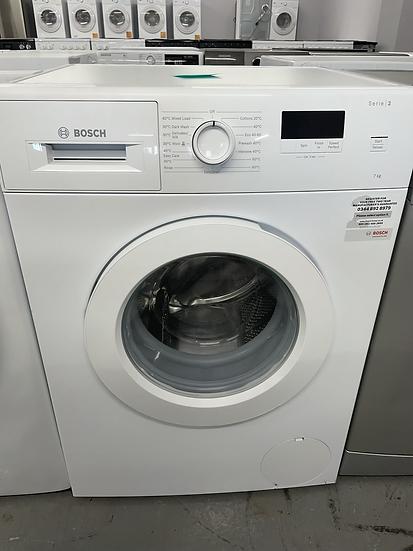 (332)BOSCH Serie 2 WAJ24006GB 7 kg 1200 Spin Washing Machine - White