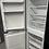 Thumbnail: (018) HOTPOINT HBNF5517S 225 Litre Freestanding Fridge Freezer 50/50 Split Frost