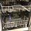 Thumbnail: (041) Beko DIN16430 Fully Integrated Standard Dishwasher - Stainless Steel / Bla