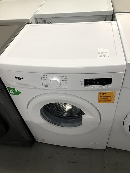 (536) Bush 6KG washing machine WMDF612W