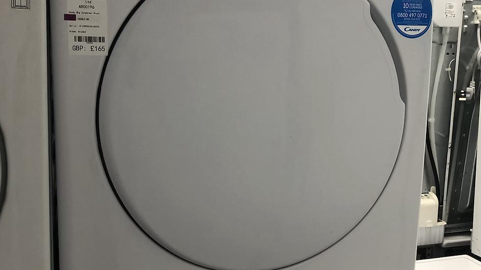 (526) Candy 8KG Condenser Dryer - CSC8LF-80- White