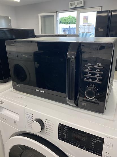 (455) Samsung MS23K3513AK 23 Litre Microwave - Black
