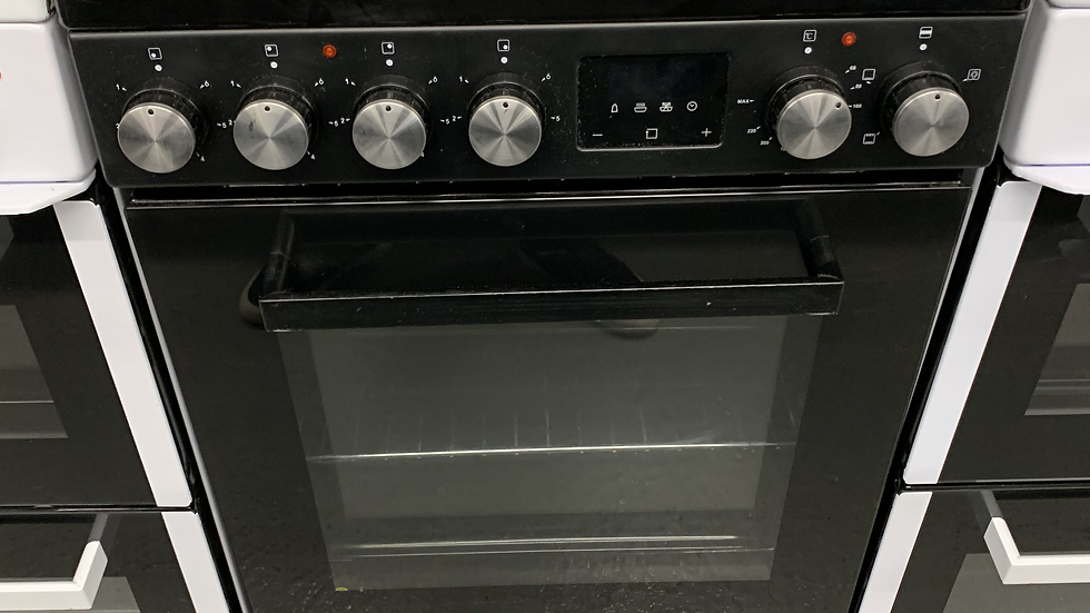 (677) Newworld 50cm Cooker - NWLS50SEB