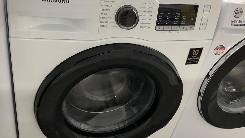 (521) Samsung Series 5 ecobubble™ WW90TA046AE 9Kg Washing Machine with 1400 rpm