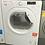 Thumbnail: Hoover DNCD813B-80 DNC D813B 8kg Condenser Tumble Dryer White *GRADED*