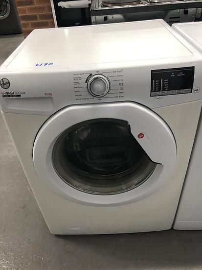 (182) HOOVER 10KG washing Machine [H3W4102DE]