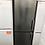 Thumbnail: (478) Hoover silver fridge freezer HVBF6182XFHK/1
