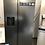Thumbnail: (411) SAMSUNG RS8000 RS68N8330B1/EU American-Style Fridge Freezer - Black Steel