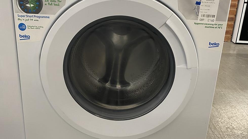 (661) Beko 8 kg Washing Machine - WTG841B2W