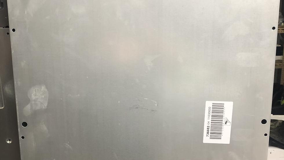 (031) Hisense HV661D60UK Fully Integrated Standard Dishwasher - Black Control Pa