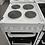 Thumbnail: (445) Bush BETAW50W 50cm Twin Cavity Electric Cooker - White