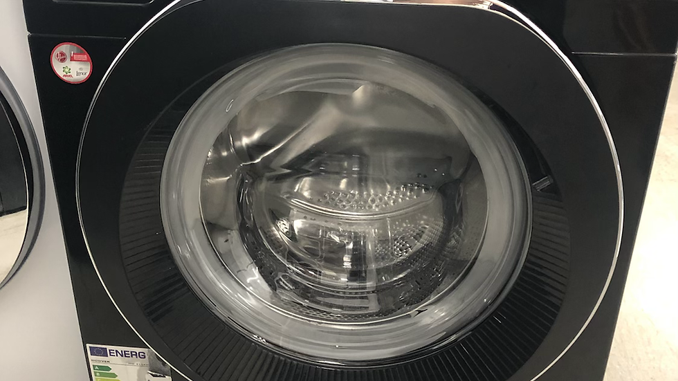(034) Hoover 11KG Washing Machine -HW411AMBCB/1-80