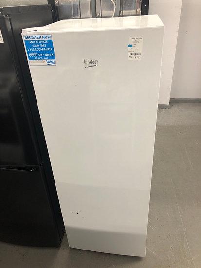 (615) BEKO freezer FFG184WW