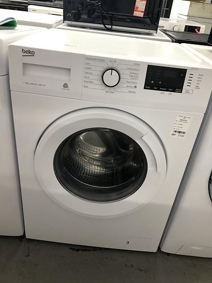 (656) Beko 7 Kg Washing Machine - WTB74R2W