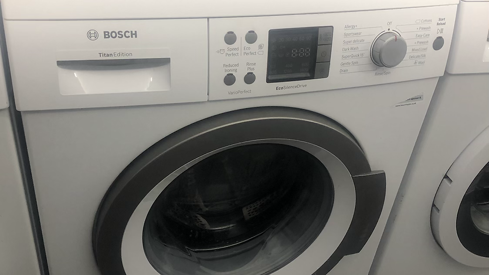 (820) Bosch 8KG Washing Machine- WAQ28470GB/21