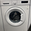 Thumbnail: (852) ESSENTIALS C612WM17 6 kg 1200 Spin Washing Machine - White