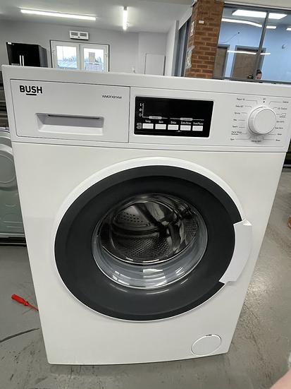 (543) Bush WMDF814W 8kg Washing Machine - White