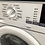 Thumbnail: (382) Zanussi Z716WT83BI Integrated 7Kg / 4Kg Washer Dryer with 1550 rpm - White