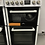 Thumbnail: (477) New World NWLS50DEW Free Standing 50cm 4 Hob Double Electric Cooker - Whi