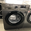 Thumbnail: (351) SAMSUNG Series 5 ecobubble WW90TA046AX/EU 9 kg 1400 Spin Washing Machine -