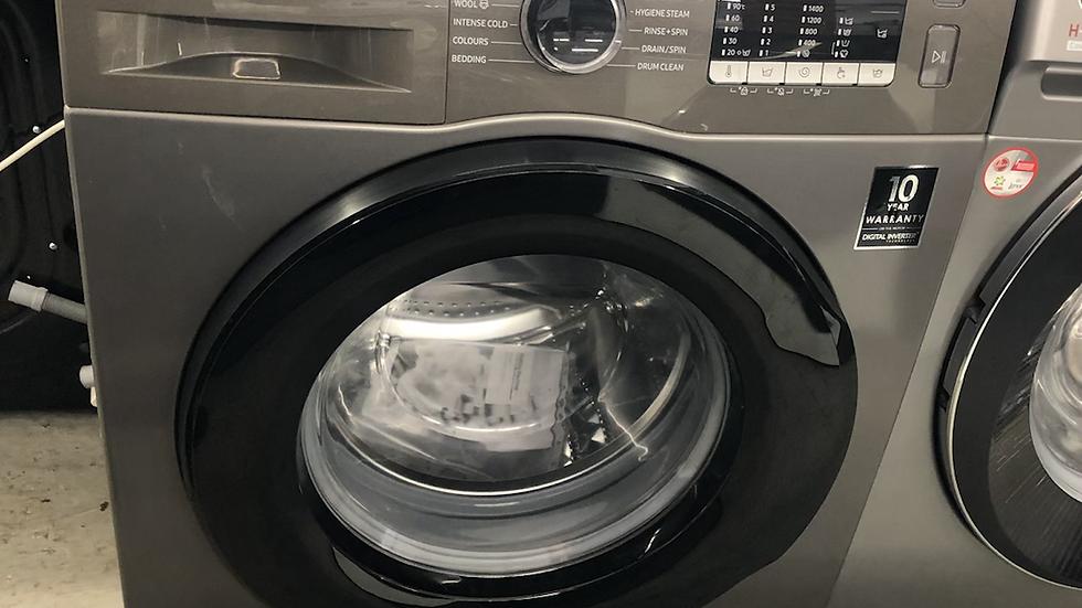 (351) SAMSUNG Series 5 ecobubble WW90TA046AX/EU 9 kg 1400 Spin Washing Machine -