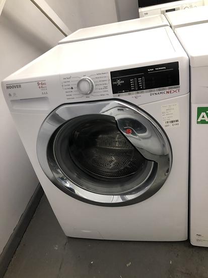 (664) Hoover 9+6kg Washer Dryer - WDXOA496AF8O