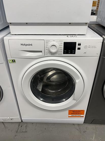 NSWM7420W 7kg Load, 1400 Spin Washing Machine - White
