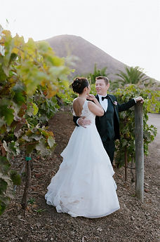 Leslie and Nick - California Wedding - p