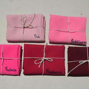Bright Pink Palette