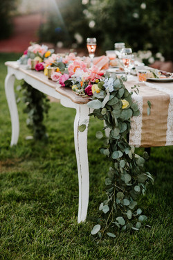 French Vintage Table