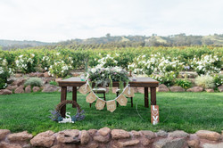 6' Tuscana Table