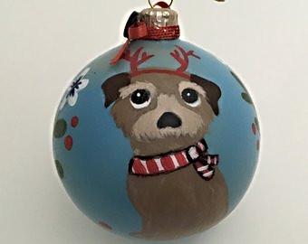 Reindeer Christmas Dog