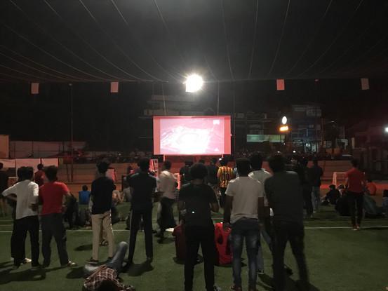 Champions league Final 2018-19 Screening