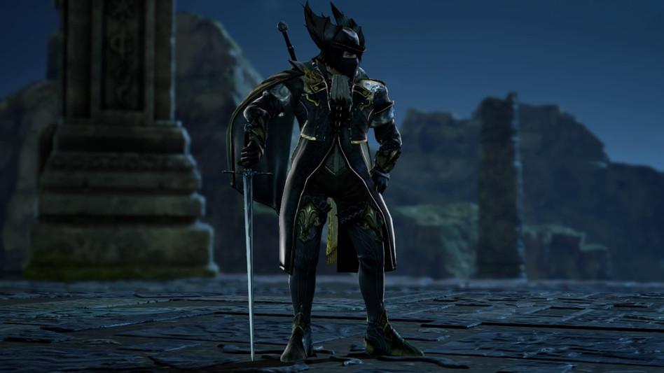The Hunter-Bloodborne
