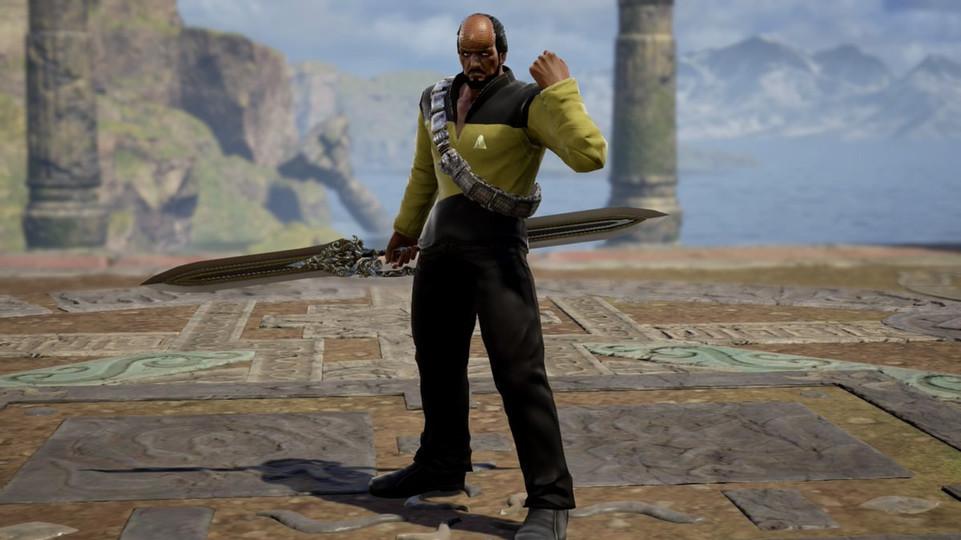 Worf-Star Trek TNG