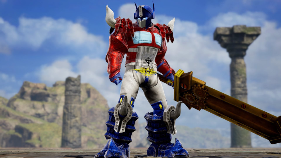 Optimus Prime-Transformers