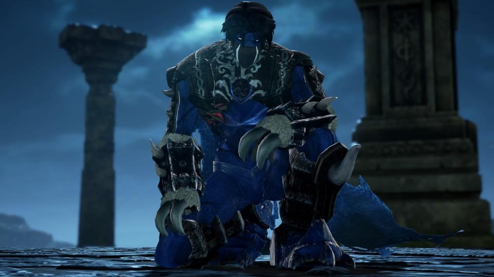 Raziel-Legacy of Kain Soul Reaver