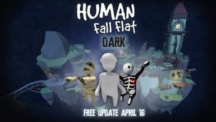 HUMAN FALL FLAT 'Dark Mode' Update - Trailer