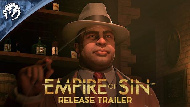 Empire of Sin - Release Trailer