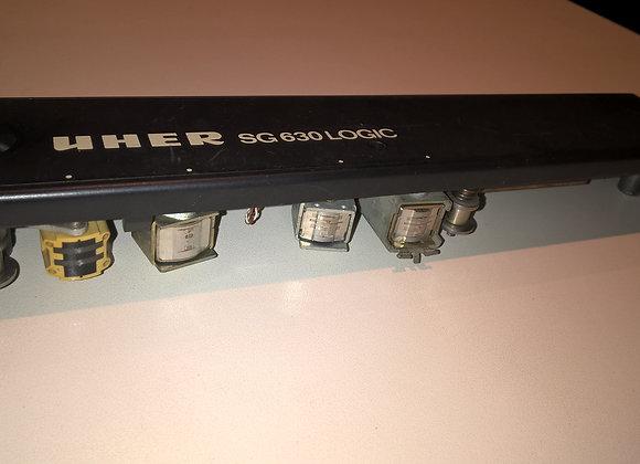Z 411 Kopfträger 1/4 Spur UHER SG 630/631 Logic (Neuwertig)