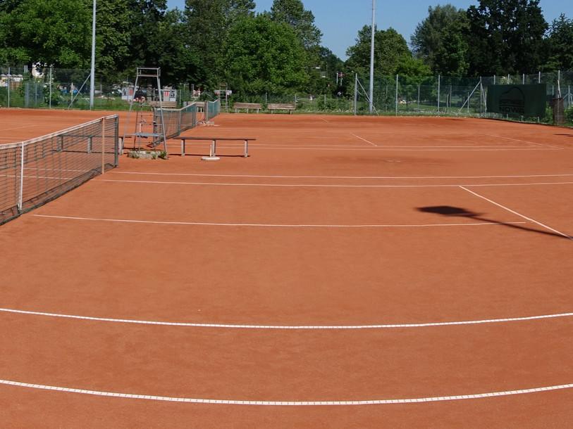Tennisplätze 3-4