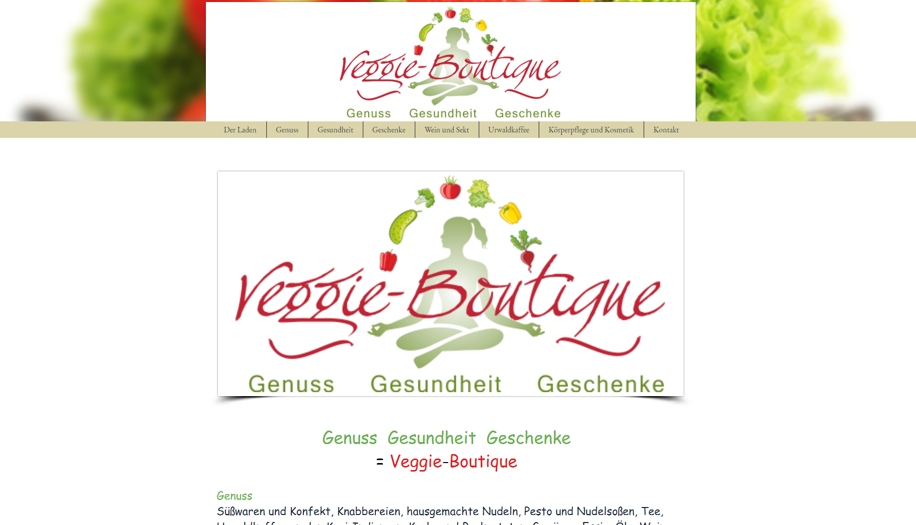 Veggie-Boutique