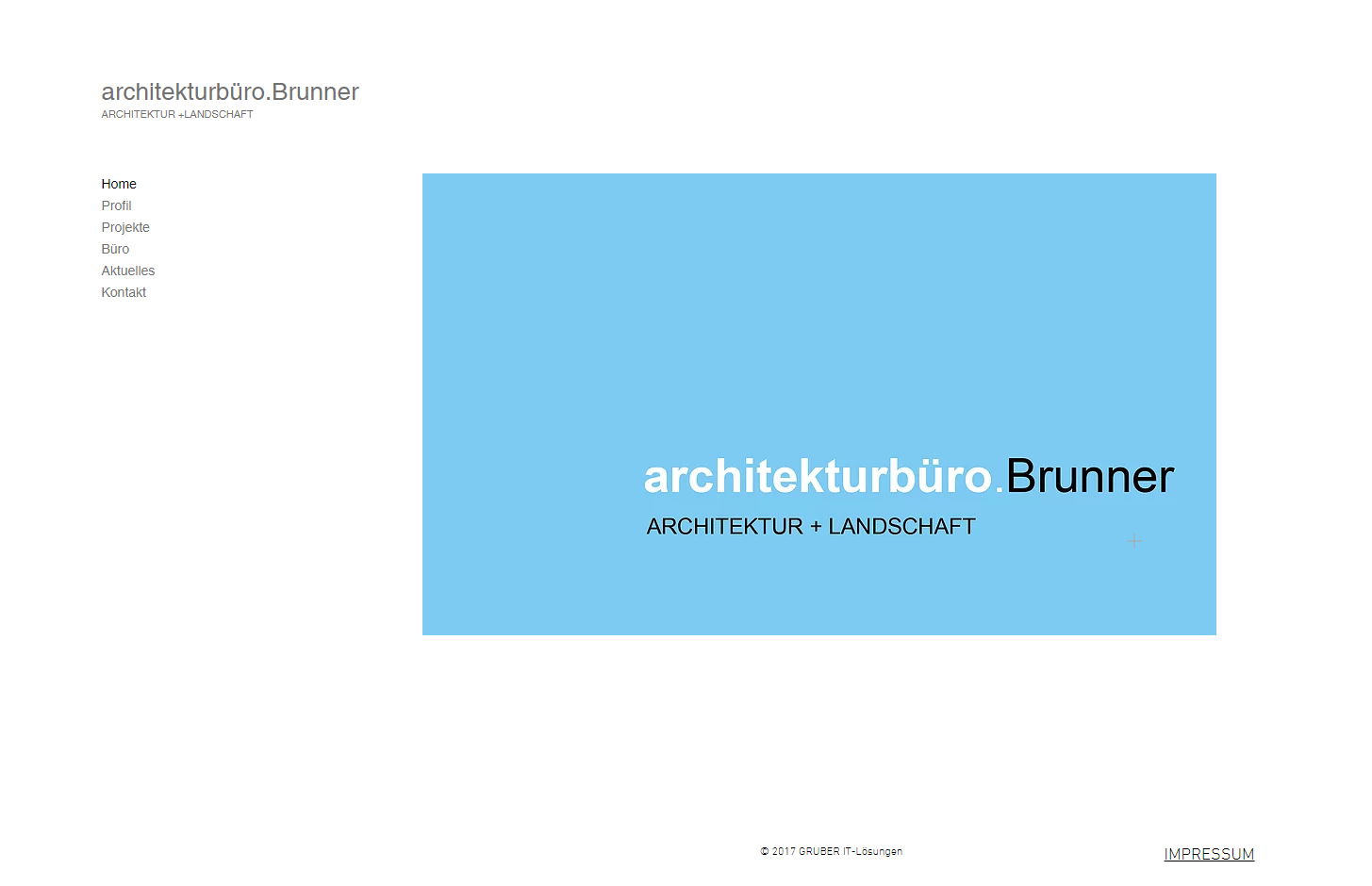architekturbüro.Brunner