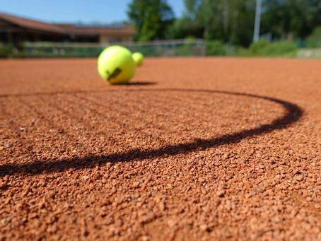 Tennis Spielbetrieb 2020